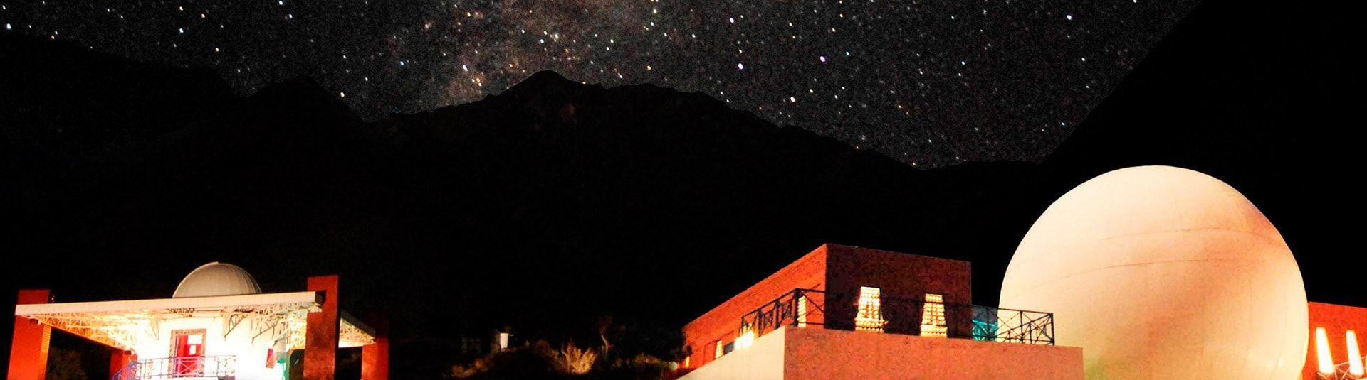 Tour Observatorio Mamalluca 2020